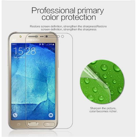 Nillkin Screen Protector Samsung Galaxy J5 Clear samsung galaxy j5 screen protector clear nillkin