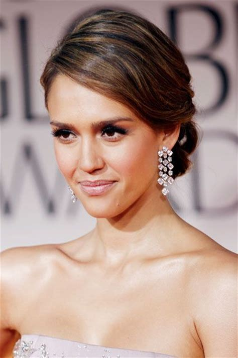bridesmaid hairstyles jessica alba 18 best images about jessica alba on pinterest jean vest