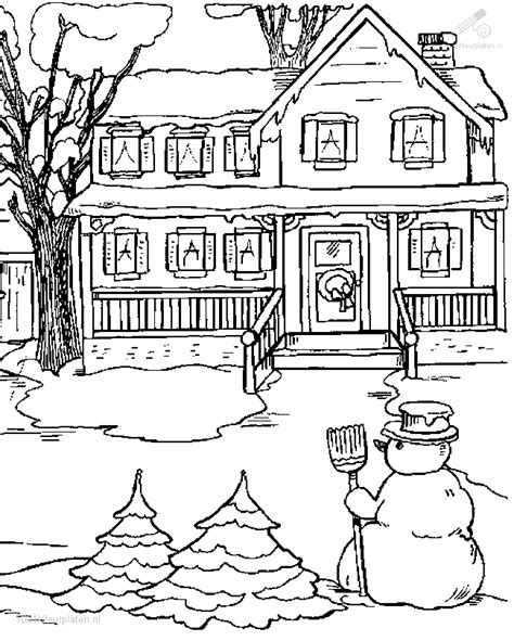 coloring pages winter house wix com winter created by sneeuwpop based on blank website