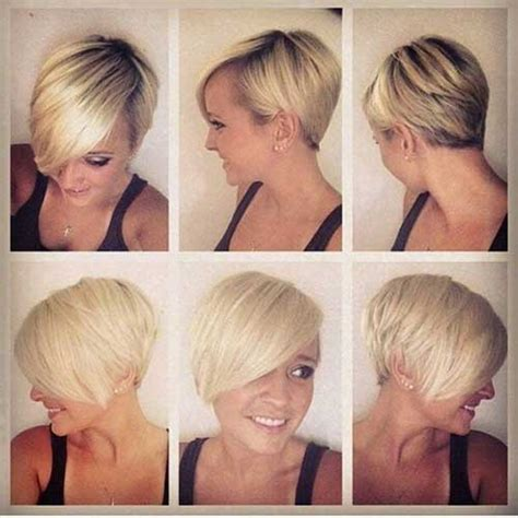 short hairstyles showing all angles chic short hair ideas for round faces short hairstyles
