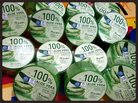 Kisaran Harga Nature Republic ini 11 merek aloe vera soothing gel yang bisa kamu