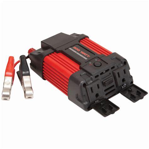 Visero Power Inverter 400 Watt 200 watt continuous 400 watt peak power inverter