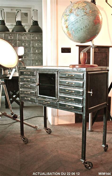 Cabinet Dentiste by Dentist Cabinet Organize Industrial Metal