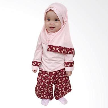 Baju Muslim Anak Biru Merah jual baju muslim wanita terbaru model terbaru blibli