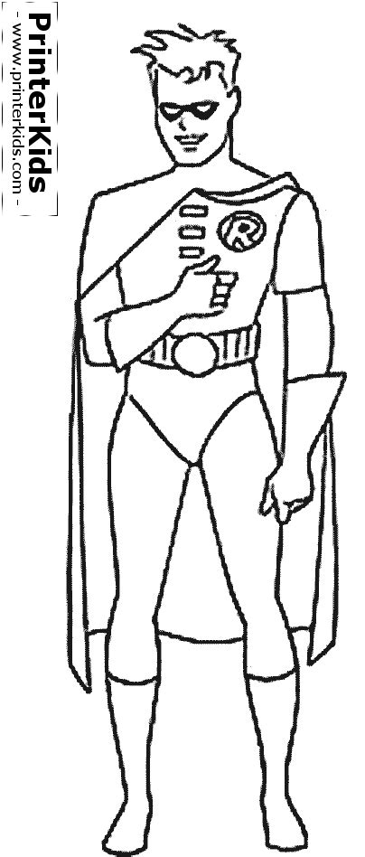 coloring pages of batman and robin batman and robin coloring pages printable coloring image