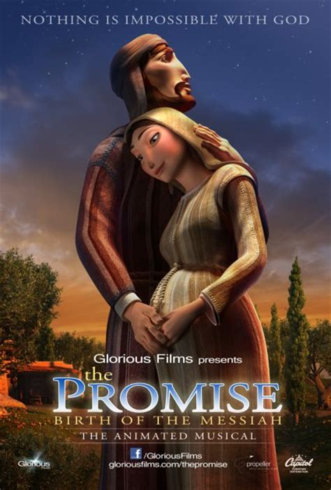 the promise film story the promise birth of the messiah the animated musical