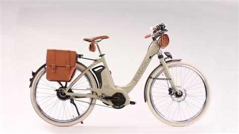 piaggio wi bike design automototv