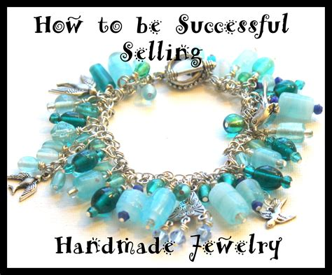 How To Start A Handmade Jewelry Business - how to be successful selling handmade jewelry emerging