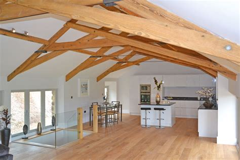 the beautiful mind of mine barn converted into spacious dart developments builders of barn conversions in devon
