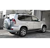 Toyota Prado Land Cruiser 200