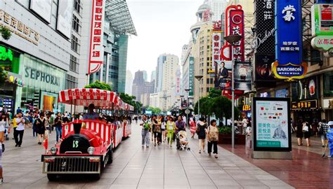 best china store shanghai s must visit shopping malls streets and markets