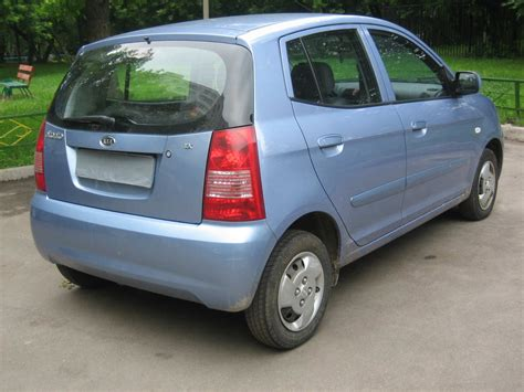 2006 Kia For Sale 2006 Kia Picanto For Sale 1100cc Gasoline Ff