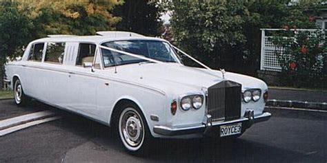 7 seater rolls royce silver shadow stretched limousine for