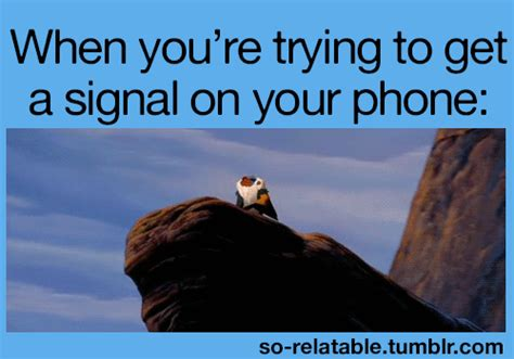 Lion King Cell Phone Meme - the lion king phone gif find share on giphy