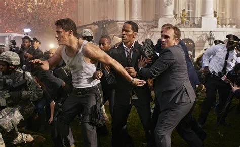 film action white house film review white house down 2013 film blerg