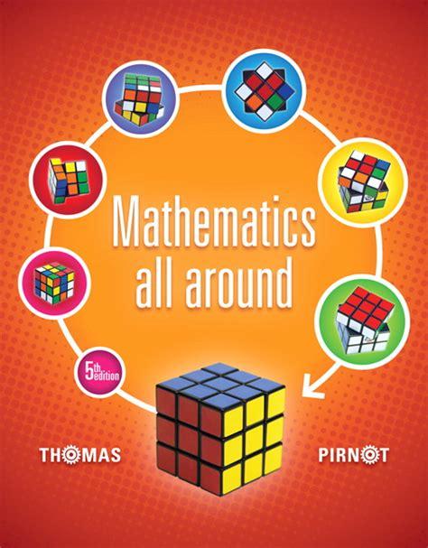 Design Is All Around Us | pirnot mathematics all around pearson