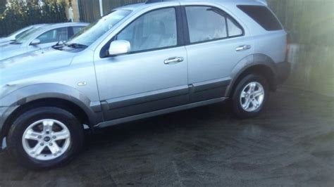 2006 Kia Sorento Accessories 2006 Kia Sorento For Sale In Blanchardstown Dublin From