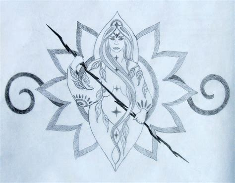 triple goddess tattoo designs goddess tattoos tania s