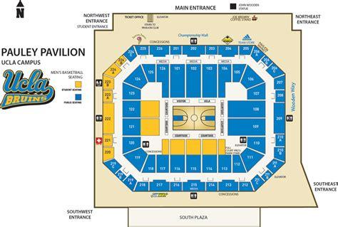Men Arena Floor Plan ucla recreation all facilities