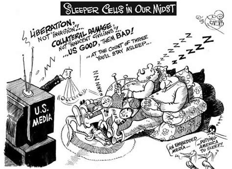 Whats A Sleeper Cell by Media Deception