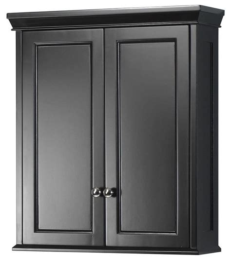 foremost trew2428 wall cabinet in espresso