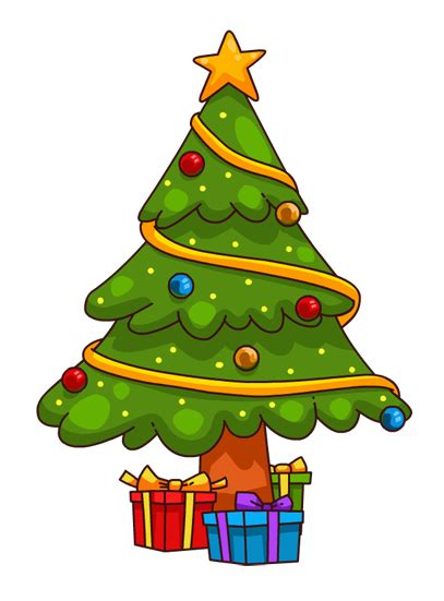 christmas tree cartoon ria9dedil public domain a tree gives us a warm feeling inside our house