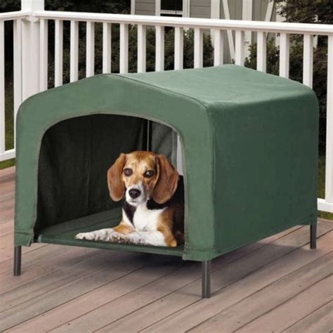 small outdoor dog house durable waterproof pet bed hound house portable small dog kennel house outdoor ebay