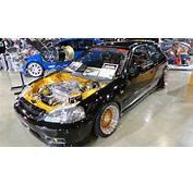 Custom Honda Civic Hatchback
