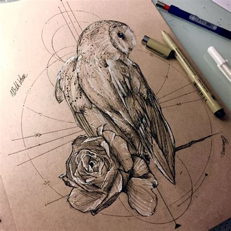 barn owl tattoo designs 25 best owl design trending ideas on