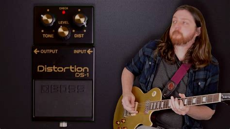 Ds 1 40th Anniversary ds 1 40th anniversary pedal demo part 1