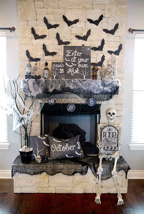 creepy diy decorations for a spooky
