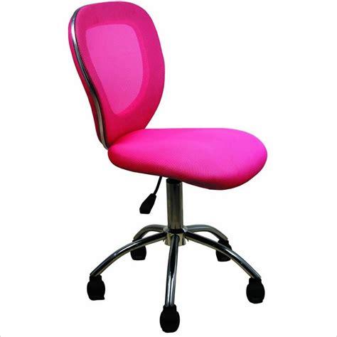 techni mobili  mesh pink office chair ebay