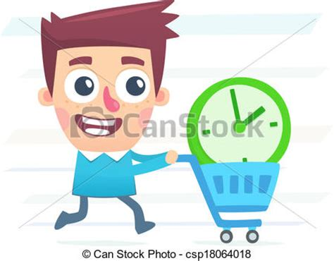 buy clipart buy time vector clip search illustration