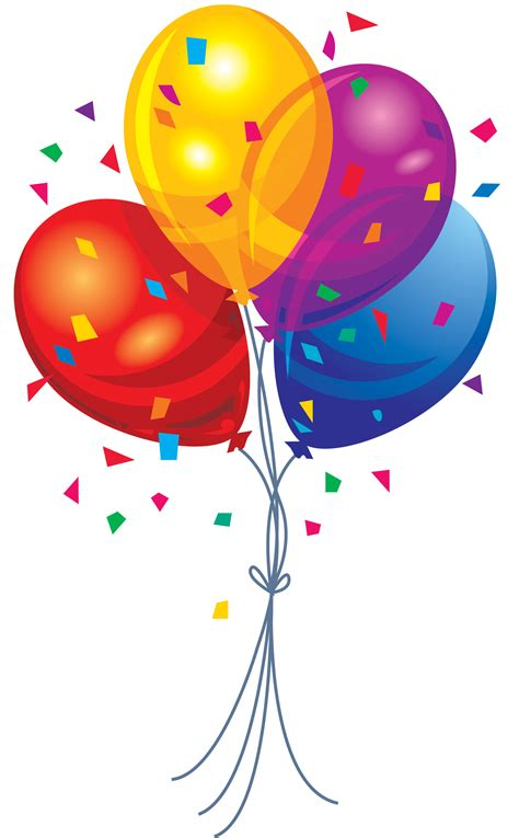 clipart palloncini balloon png images free picture with transparency