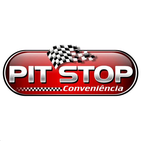 Pit Stop by Pit Stop Logo Food Drinks Convenience Highlight The All