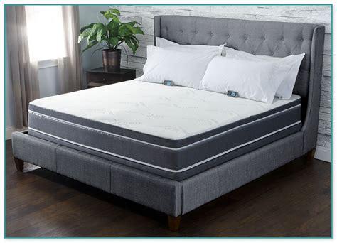 cheap sleep number beds headboard and frame set