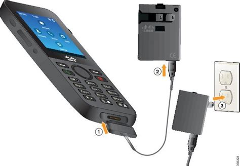 Charging Station For Phones Cisco Wireless Ip Phone 882x Series Accessory Guide