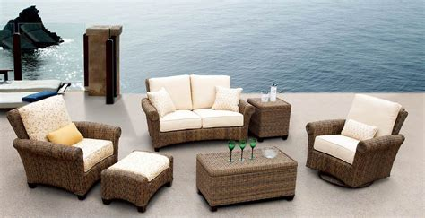 Looking For Outdoor Furniture Why Are Going About Wicker Patio Furniture