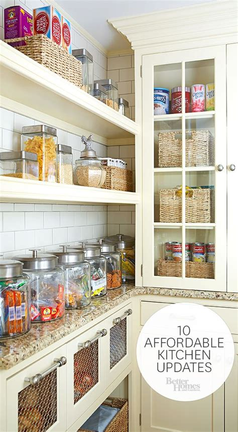 kitchen organization ideas budget kitchen ideas on a budget