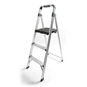 roof ladder home depot rubbermaid 3 step aluminum step stool ladder discontinued