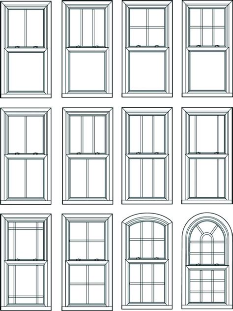 Pictures Of Replacement Windows Styles Decorating 25 Best Ideas About Window Styles On Exterior Windows Exterior Window Trims And