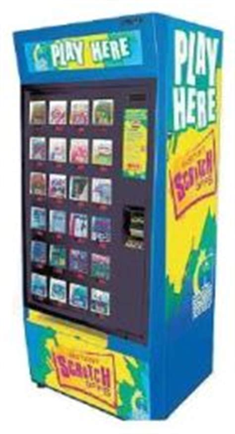 N.C. lottery tickets sold in vending machines | Lottery Post Lottery Sodab