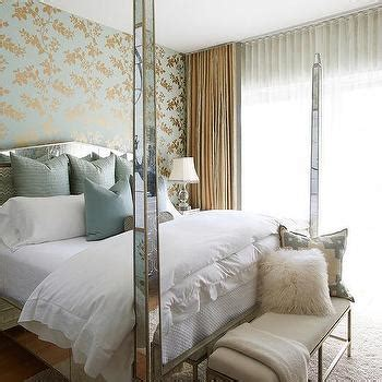 blue and gold bedroom decor blue and gold bedroom wallpaper design ideas
