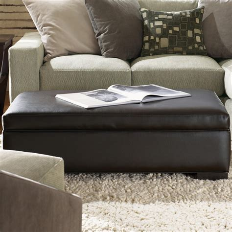 Jonathan Louis by Jonathan Louis Lombardy Ottoman With Block Rooms And Rest Ottomans