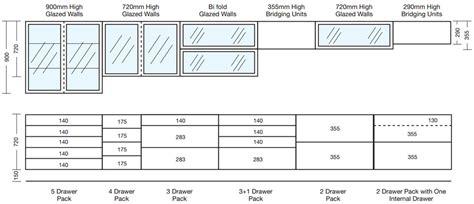 Kitchen Cabinet Sizes Uk