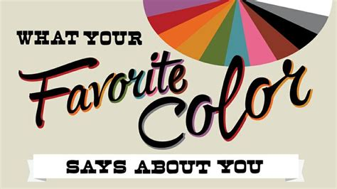 favorite meaning best 25 favorite color meaning ideas on