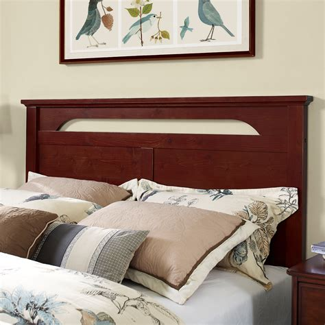 cherry headboards queen dorel full queen cherry headboard