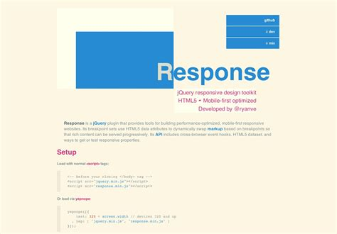 javascript responsive layout really easy responsive design webdesigner depot