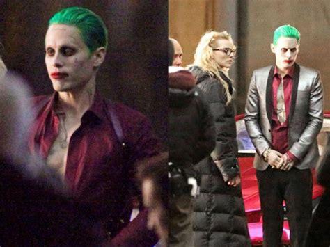 imagenes del joker jared leto jared leto fotos del nuevo joker en quot suicide squad