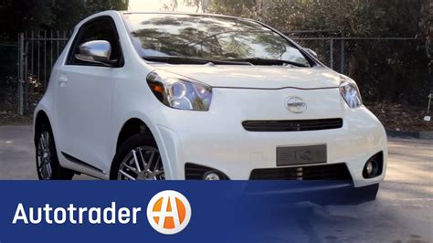 scion iq coupe autotrader  car review